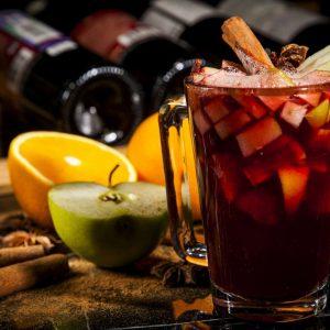 Гарячі алкогольні напої